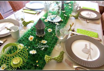 Table de printemps # 41