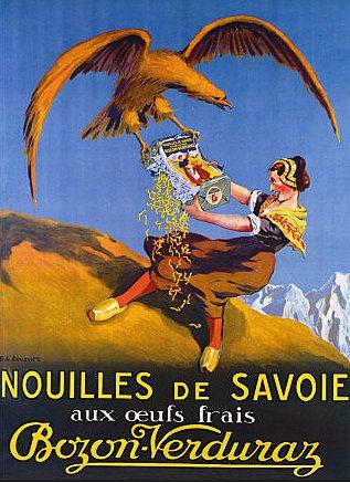 PUBLICITES ANCIENNES...  L'ALIMENTATION  (SUITE)