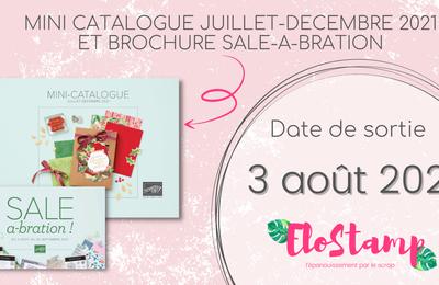 Le mini catalogue automne hiver et Sale-A-Bration