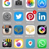 #ShareMyApps : nos apps, comme révélateurs de nos vies ! - Mère et fille 2.0
