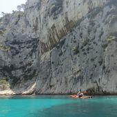 Méditerranée 2012 : Calanques & Esterel (2/2) - Randonnées kayak : les balades de Yanike et de Rabiou II