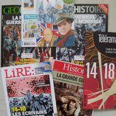 La Grande Guerre - Histoire et bibliographie. -