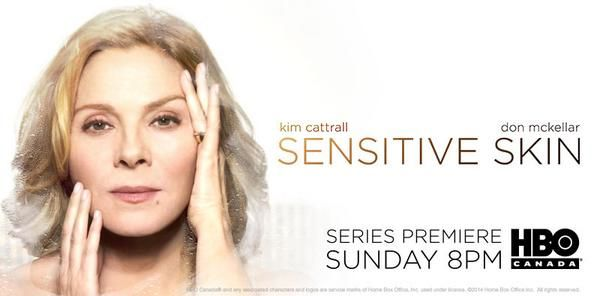 Critiques Séries : Sensitive Skin. Saison 1. BILAN (Canada).