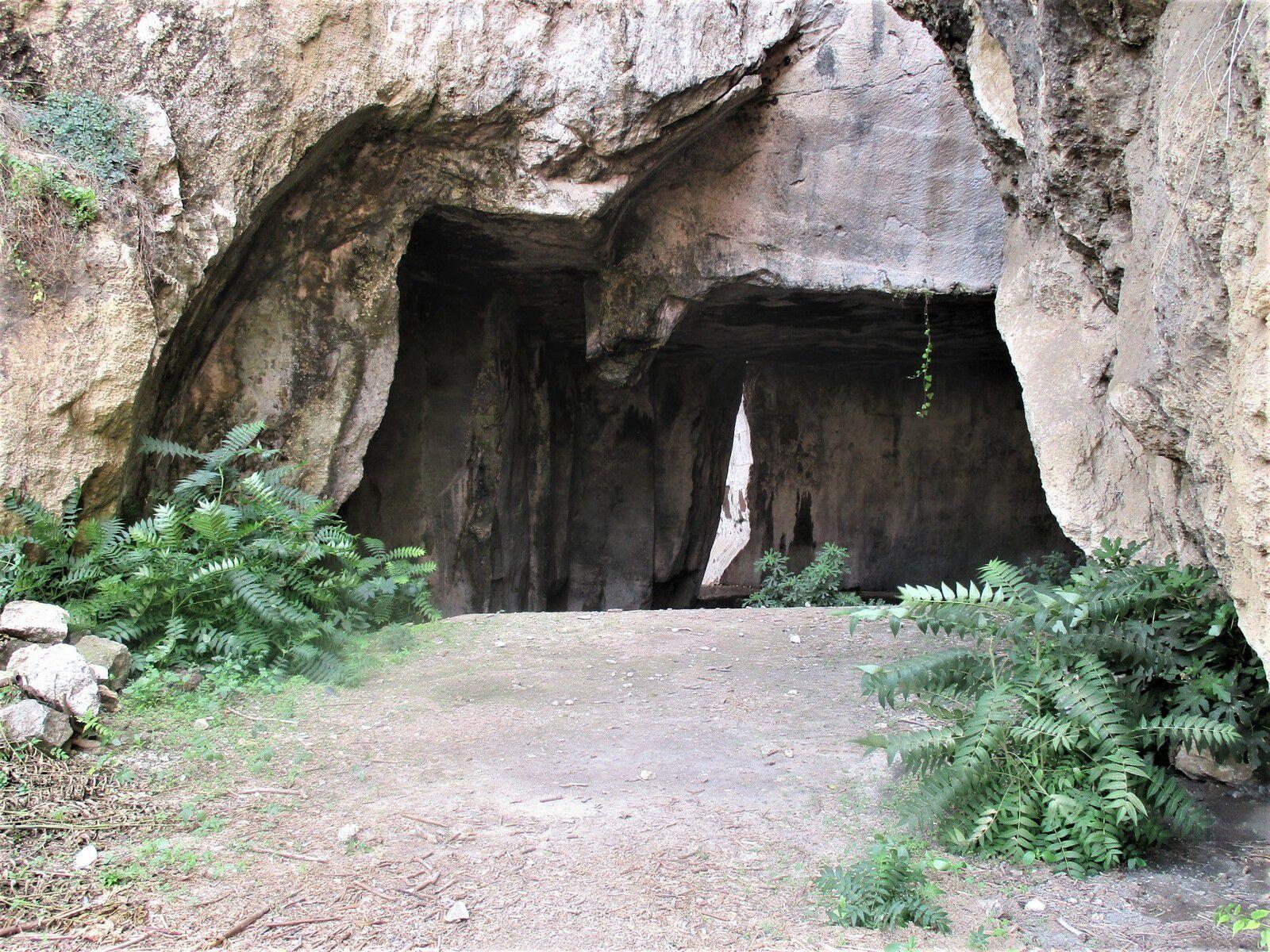 Sicile - Syracuse : les latomies et le parc archéologique