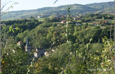 Les villages du Puy de Dome:St Gervazy