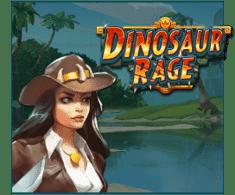 machine a sous en ligne Dinosaur Rage logiciel Quickspin