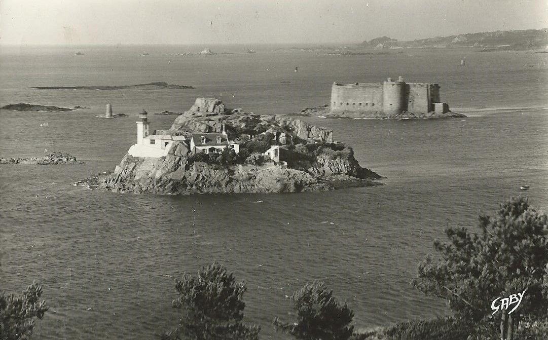 Château du Taureau et Ile Louët
