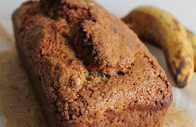 Cake à la banane vegan version 2.0 #99
