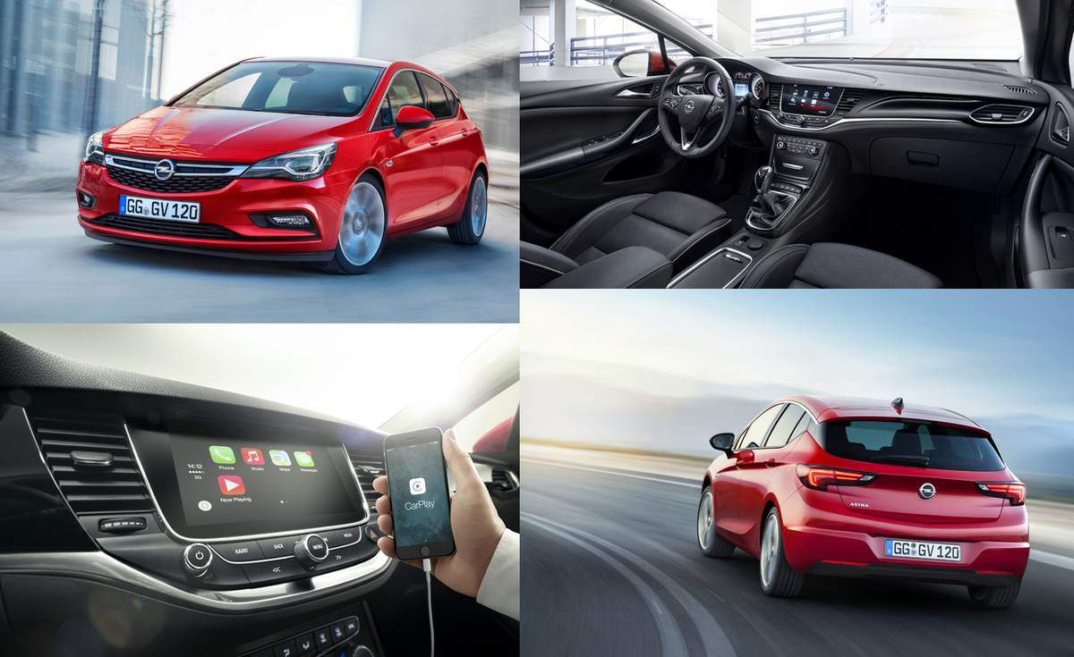 nouvelle opel astra 2015