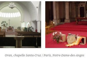 SERIC 2018 : à PARIS le 8 décembre de 17h à 19h « Donner sa vie pour ceux qu'on aime ». Chrétiens et musulmans se recueillent dans le souvenir des 19 religieux et des milliers d'Algériens assassinés durant la décennie noire