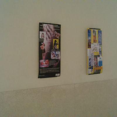 2015-05 Exposition des travailles de l'école (AECM) au Théâtre.