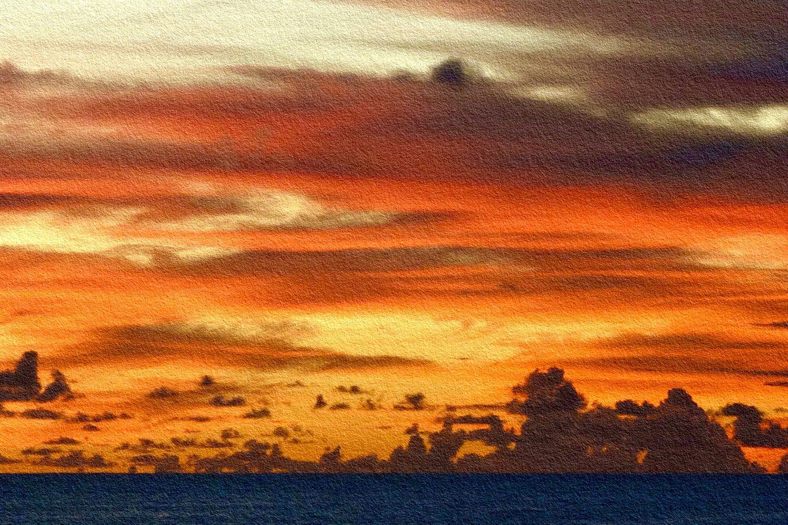 MAKATEA L'île oubliée du bout du monde
