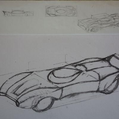 Mon propre modèle de voiture