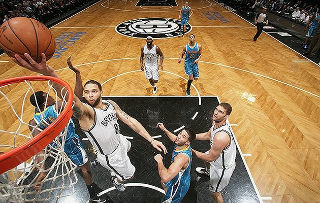 Les Hornets s'inclinent à Brooklyn contre les Nets