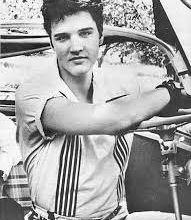 Photos rares et diverses d'Elvis Presley