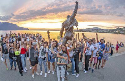 Freddie Tour Montreux