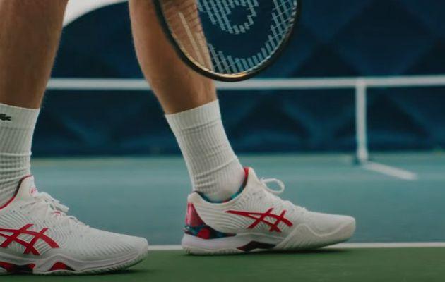 Sponsoring : Novak Djokovic prolonge avec la marque Asics