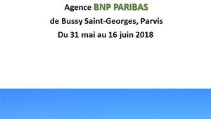 "Catalogue de l'exposition ""Bussy & Roses"""
