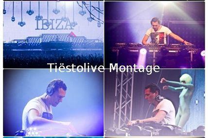 Tiësto photos: Privilege - Ibiza / Spain 01 august 2011