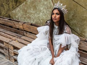 MISS INDIA FRANCE @sonamarciel