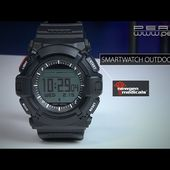 SMARTWATCH outdoor BLUETOOTH + FONCTION FITNESS - [PEARLTV.FR]