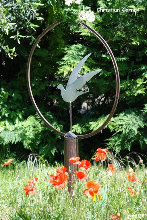 Sculptures de Patrick Chaix
