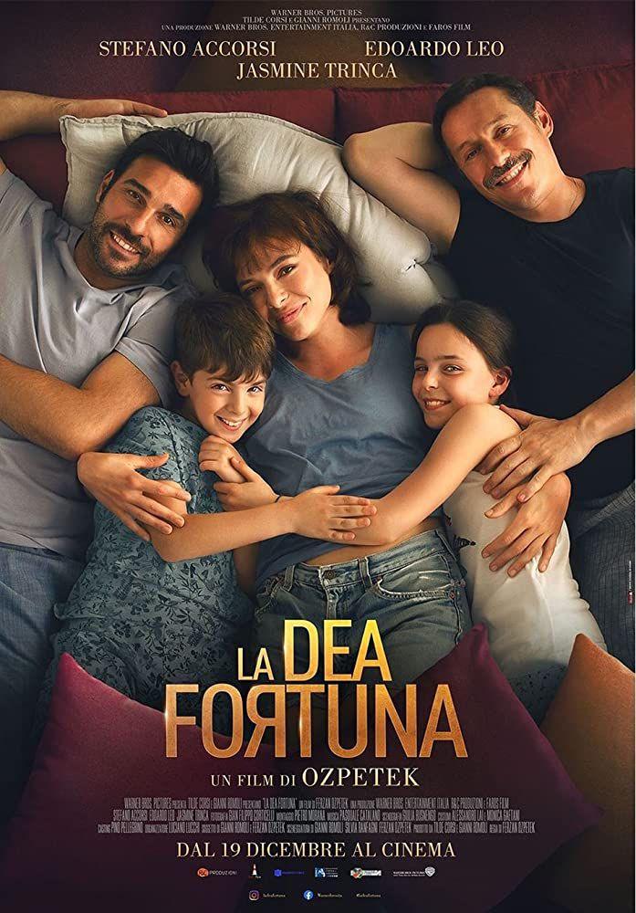 La dea fortuna (BANDE-ANNONCE) avec Stefano Accorsi, Jasmine Trinca, Edoardo Leo - Le 25 août 2021 au cinéma