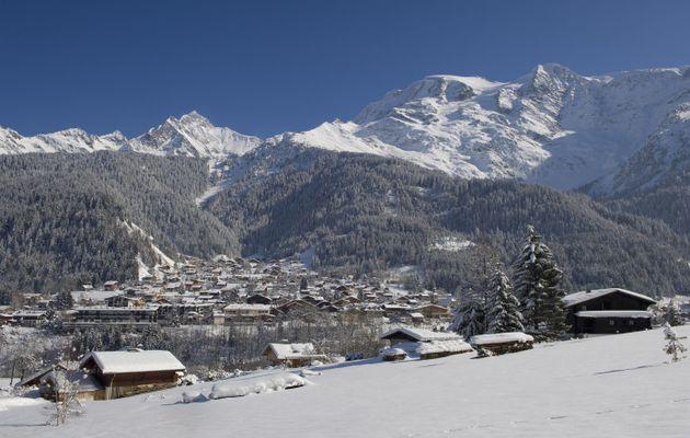 Ouverture du domaine skiable des Contamines-Montjoie les 9 & 10 décembre prochains !