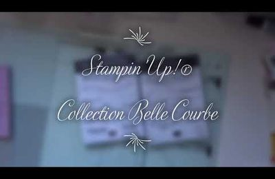 [Stampin'Up!®] Lot Belle courbe