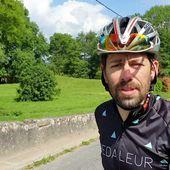 Tour de France. Frédéric Talpin a testé pour nous la montée du Signal d'Uchon [Photos et Vidéos]