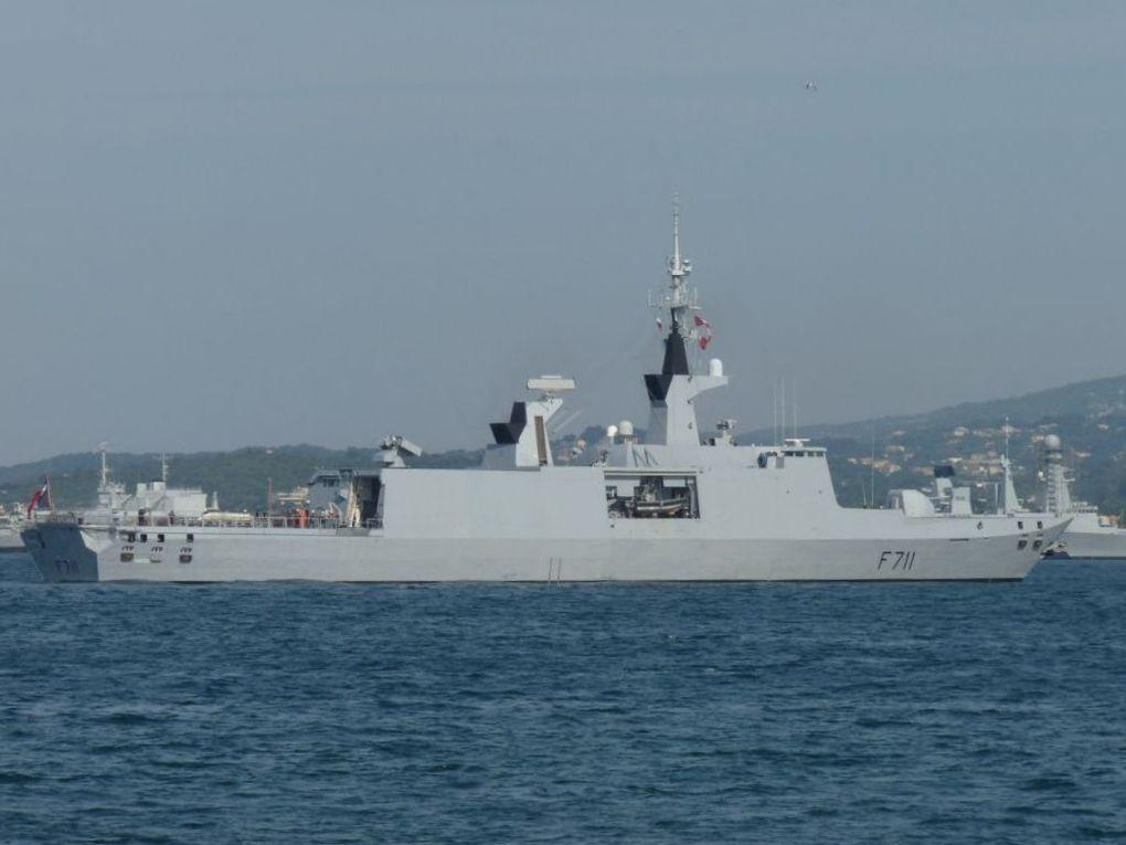 SURCOUF F711 ,Frégate FLF ,Type La Fayette
