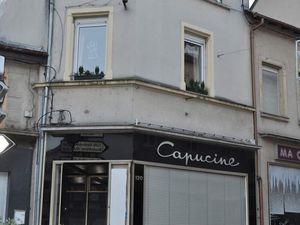 N° 120 rue Clemenceau à Algrange - Confection - Mercerie - Lingerie