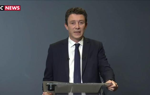 La République en marche apporte son soutien à Benjamin Griveaux après le retrait de sa candidature