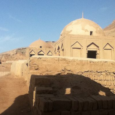 On the Silk Road - XinJiang and me