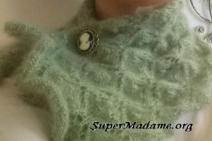 Tuto tricot : des vénéneuses autour de ton cou...