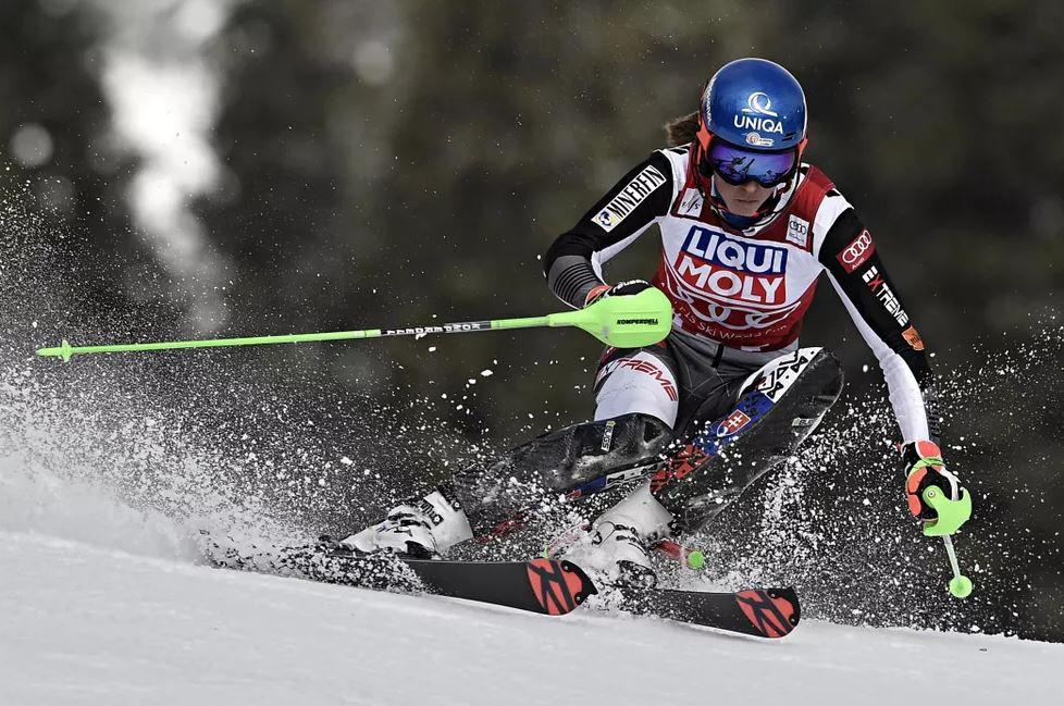 Le Slalom Dames de Are (Suède) en direct samedi sur Eurosport