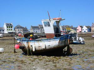 Basse-mer de coef 108 à l'île de Sein...