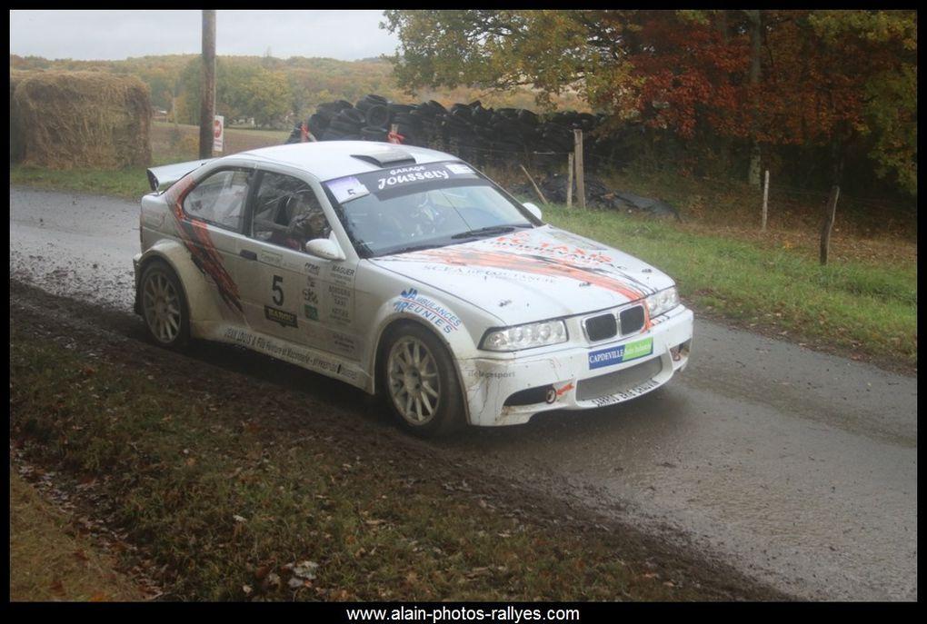 Rallye Cœur des Bastides 2017