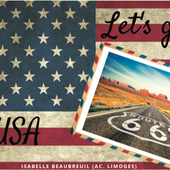 LET'S VISIT THE UNITED STATES! by Isabelle Beaubreuil on Genially