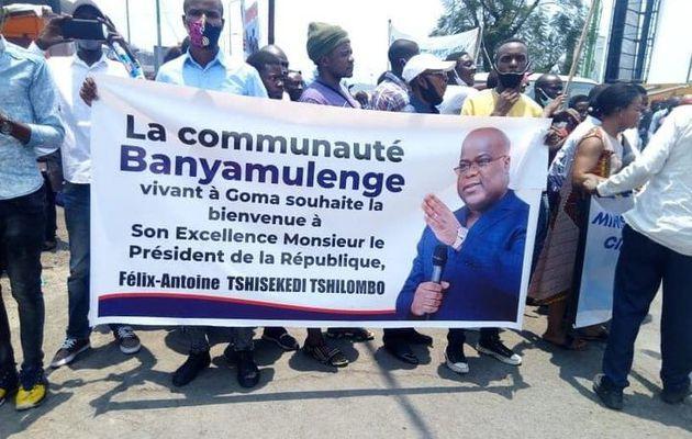 RDC : Depuis hier, Minembwe est désormais une commune! Le décret de déclarer et valider Minembwe comme une commune était inclut dans l'accord qu'avait signé Félix Tshilombo à Kingakati!