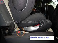 PINCES ISOFIX ET INSTALLATION EN DACIA LOGAN MCV 7PLACES