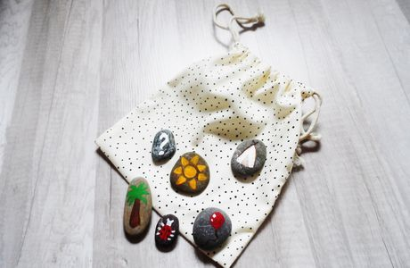 DIY : Stones Story