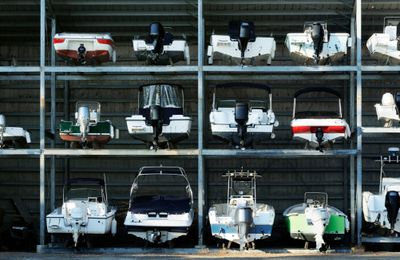 Tips on Storing Your Boat