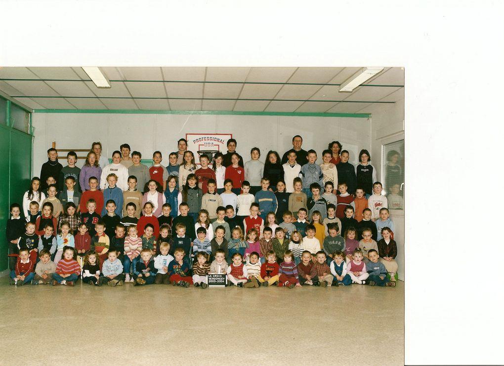 Des photos de groupes classes;  Souvenirs ,souvenirs !!!!!