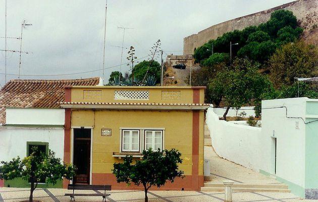 Les maisons de Castro Marim
