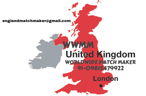REGISTERED WITH UNITED KINGDOKM (ENGLAND) MATRIMONY WWMM