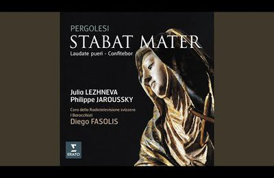 Stabat Mater, P. 77: X. Fac ut portem Christi mortem - Philippe Jaroussky