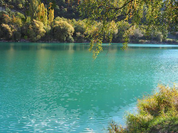Lac de Géronde, Sierre