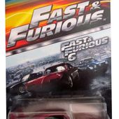 69 DODGE CHARGER DAYTONA FAST AND FURIOUS 6 HOT WHEELS 1/64 - car-collector
