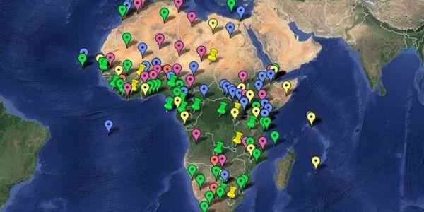 Présence militaire US en Afrique